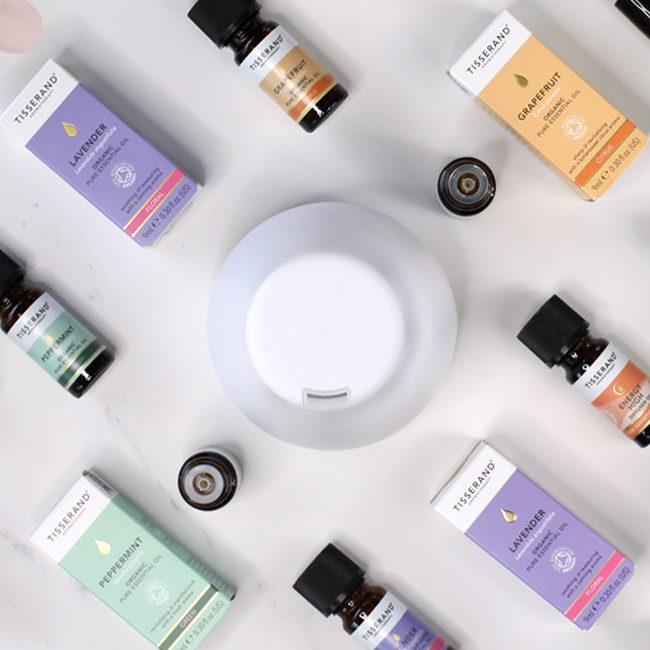 Aromatherapy to help you through the party season